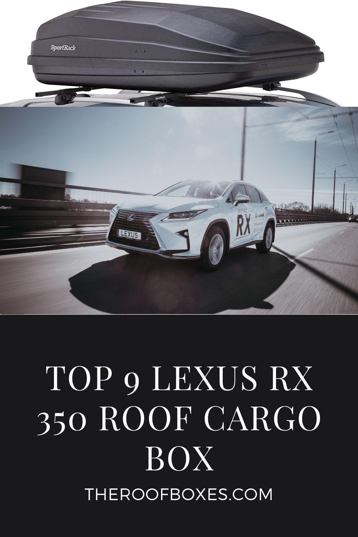 Lexus RX 350 Roof Box – Reviews and Comparison