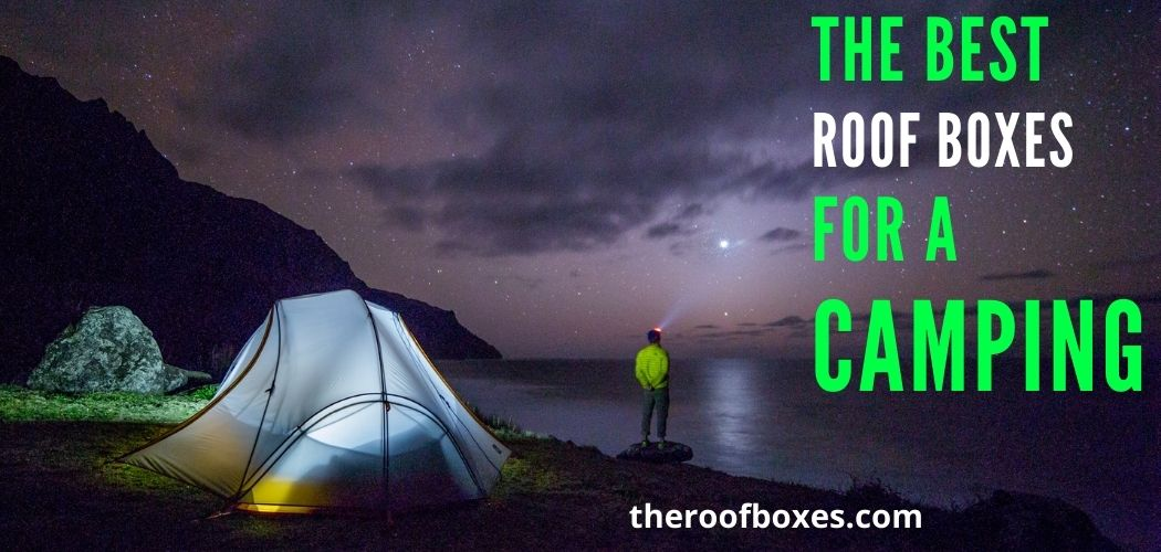 Roof Box For Camping