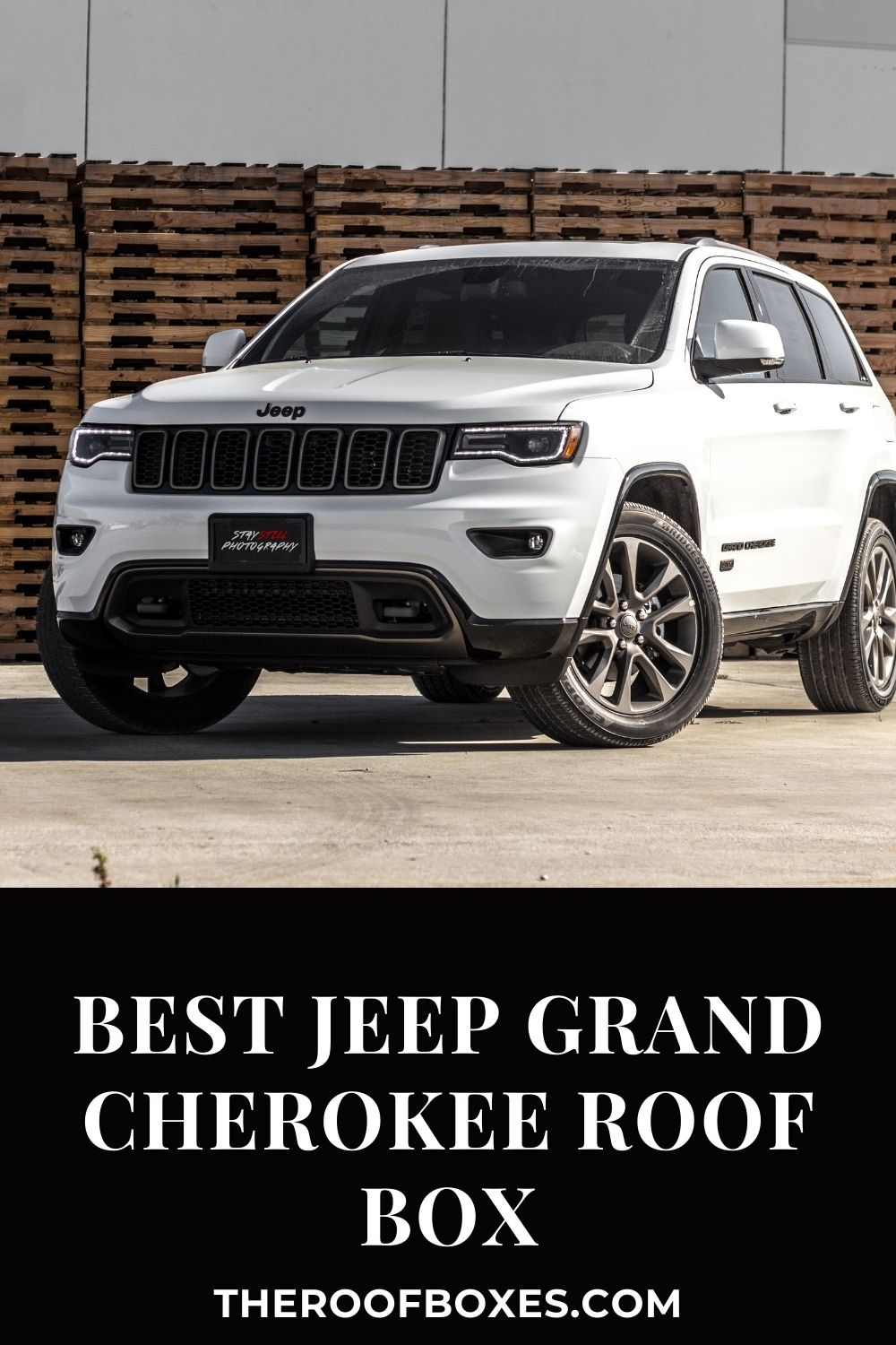 Buying Jeep Grand Cherokee Roof Boxes: A Buyer's Guide