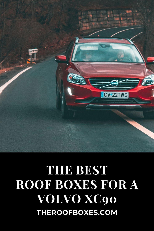 Volvo Roof Box XC90