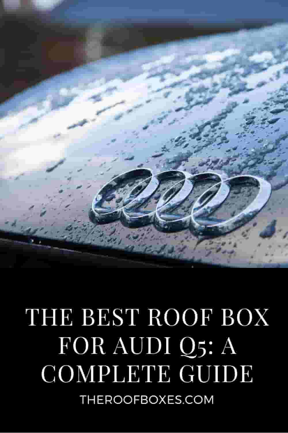 Roof Box for audi q5 – Reviews and Comparison