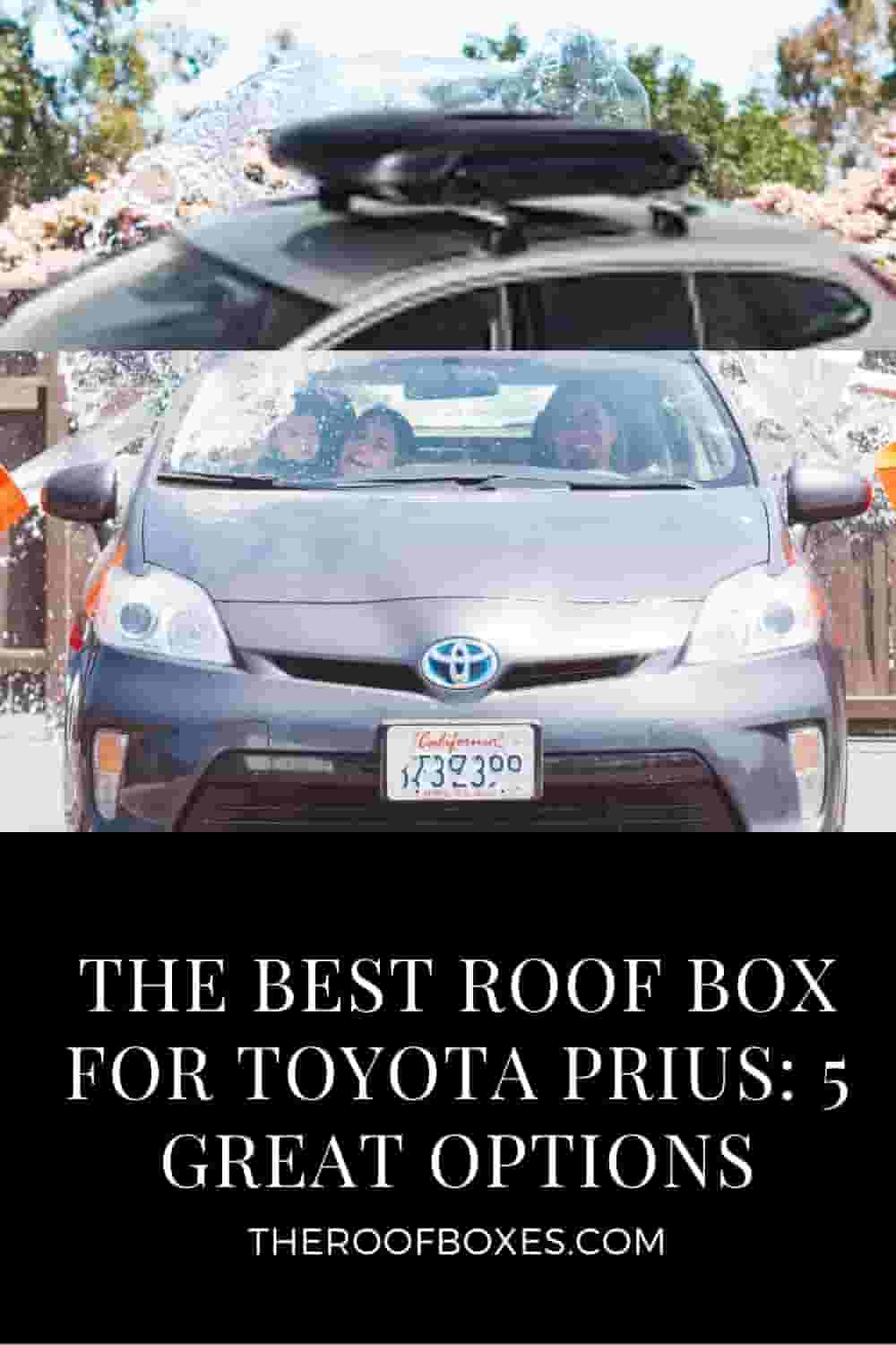 Roof Box for Toyota Prius – Reviews and Comparison