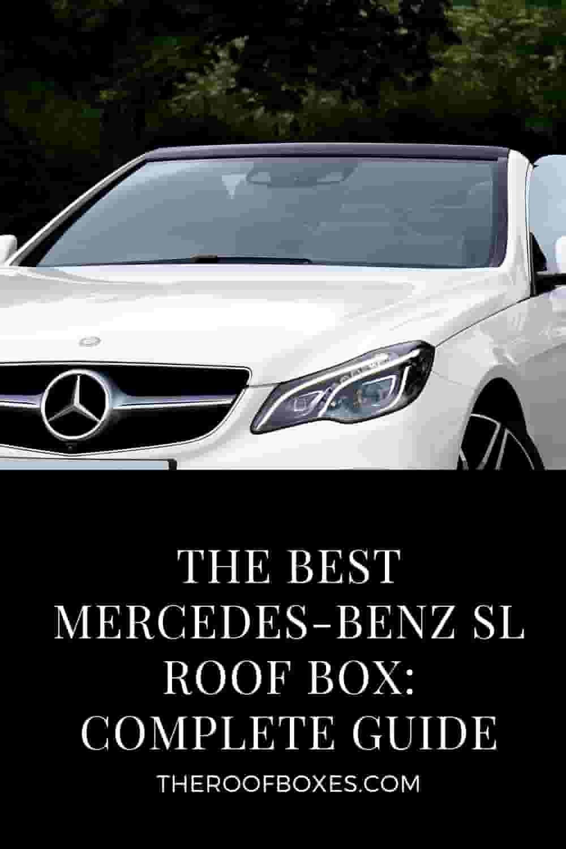 Mercedes-Benz SL  Roof Box– Reviews and Comparison