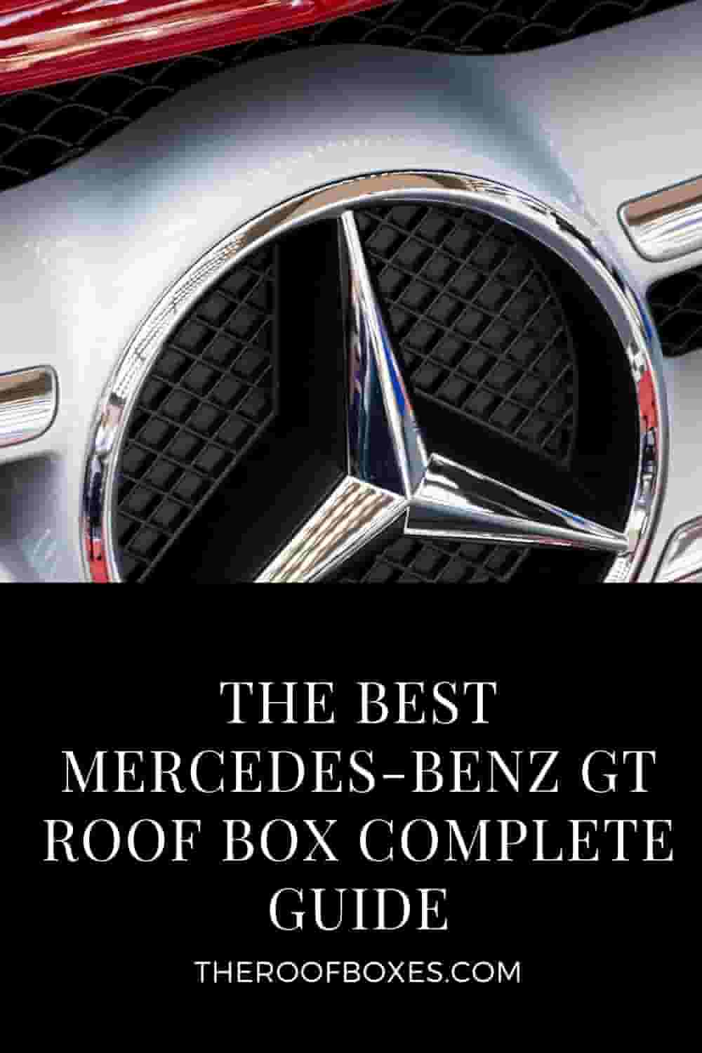 Mercedes-Benz GT Roof Box– Reviews and Comparison