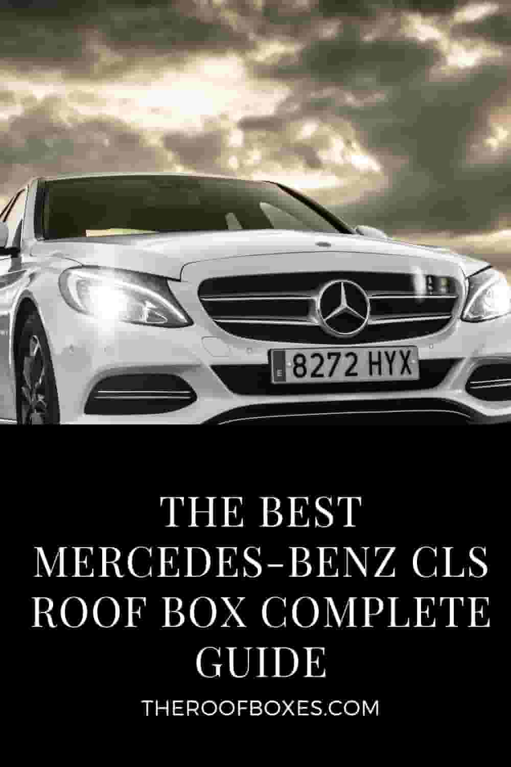 Mercedes-Benz CLS Roof Box– Reviews and Comparison