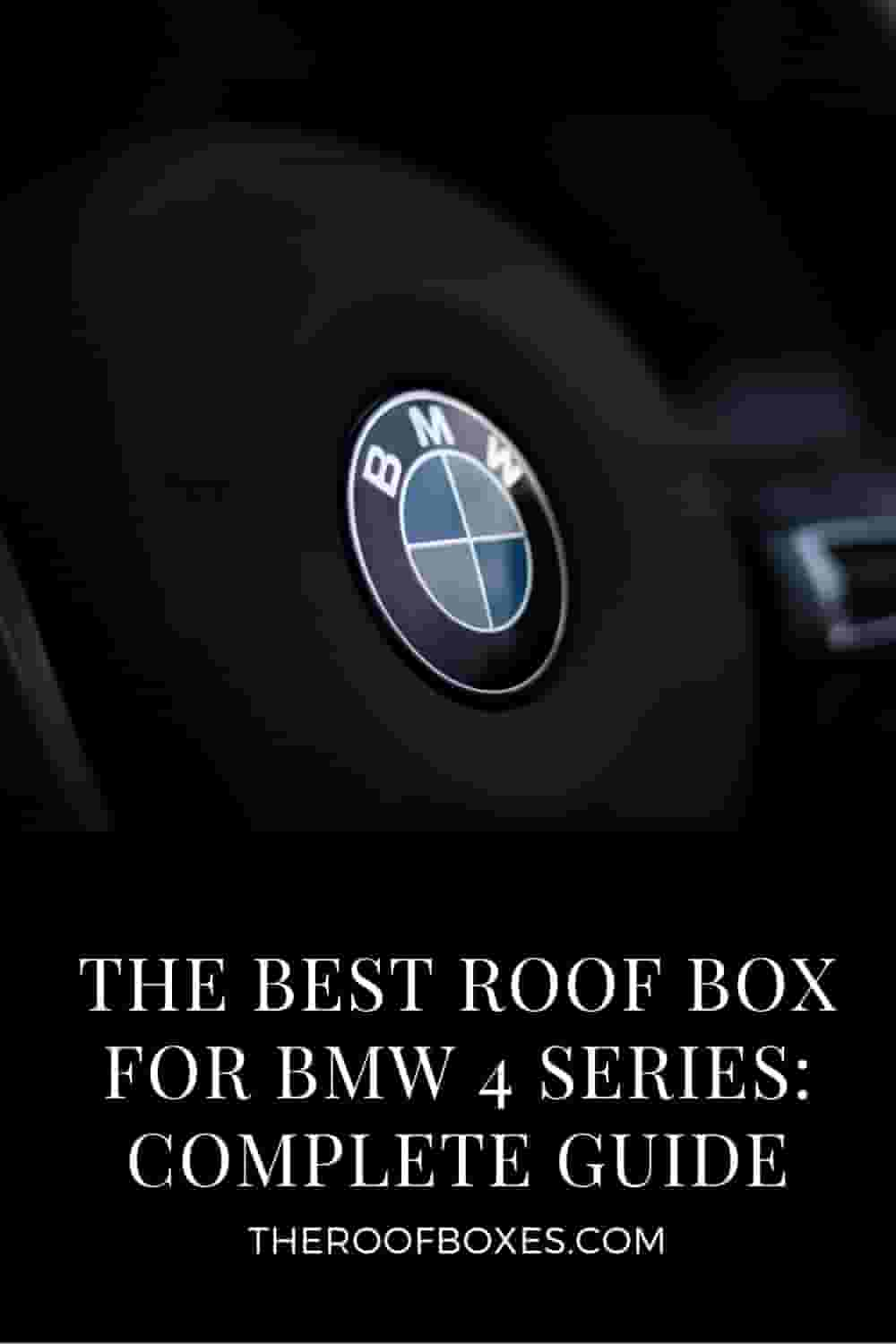 Roof Box for BMW 4 Series – Reviews and Comparison