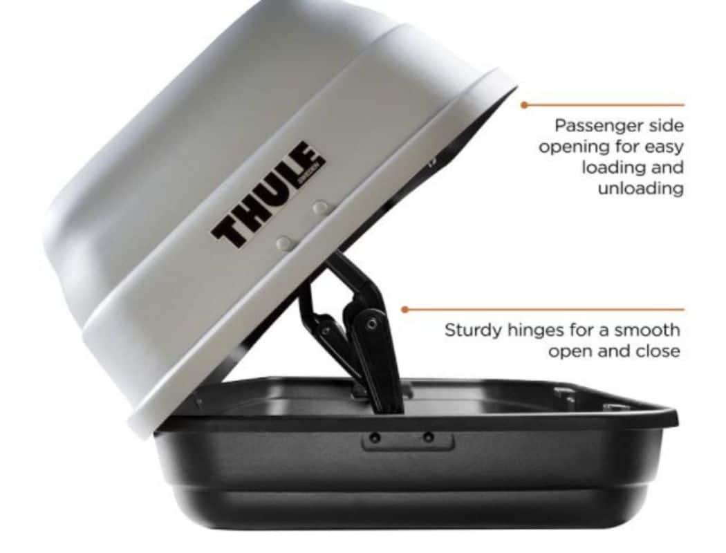 Thule SideKick Rooftop Cargo Box Review
