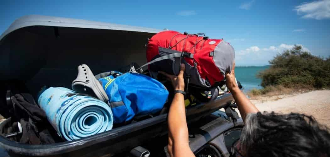 Choose a Roof Cargo Box