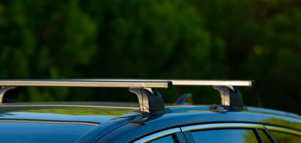 Roof Rack for A Cargo Carrier